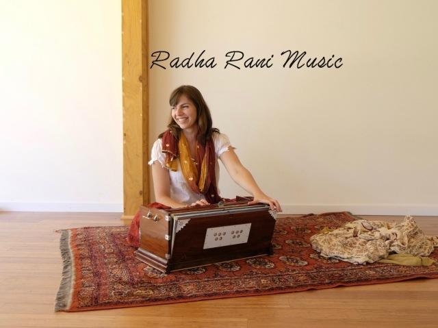Radha Rani Music – Making Music with Ancient Lyrics